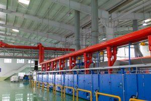 Thi công lắp đặt hệ thống đường ống cho công trình Dong Jin