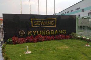 Thi công hệ thống đường ống chính nhà máy Kuyngbang Việt Nam
