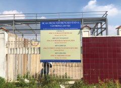 Thi công Trung tâm trưng bày và bảo hành Ô tô (Trung tâm ô tô Tải Bus Thaco Dĩ An)